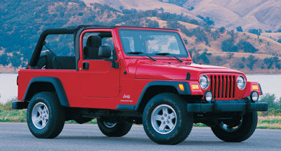 Jeep Line Up >> 2005 Jeep Wrangler Review