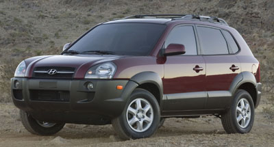 2005 Hyundai Tucson Review