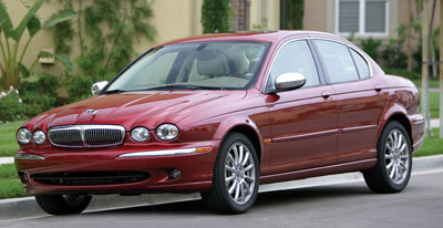 2005 Jaguar X Type Review
