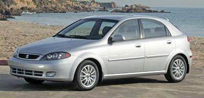 Acura Of Reno >> 2005 Suzuki Forenza / Reno Review