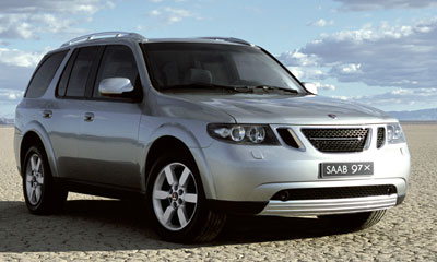 2006 Saab 9 7x Review