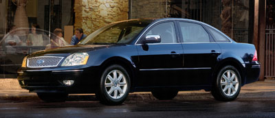 Smart Car Safety >> 2006 Ford Five Hundred Review