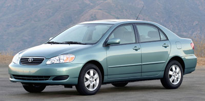 2006 toyota corolla review. Black Bedroom Furniture Sets. Home Design Ideas