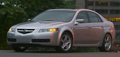 2006 acura tl review. Black Bedroom Furniture Sets. Home Design Ideas