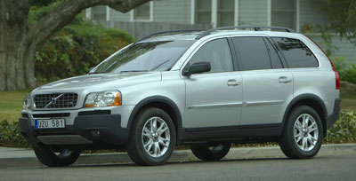 2006 volvo xc90 review. Black Bedroom Furniture Sets. Home Design Ideas
