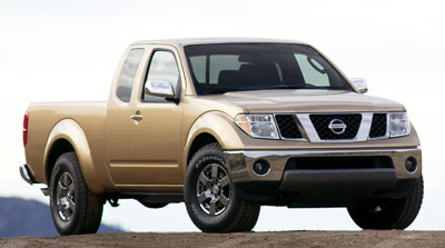 2005 Nissan Frontier Towing Capacity >> 2006 Nissan Frontier Review