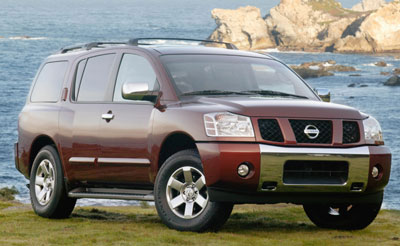 Nissan Titan Towing Capacity >> 2006 Nissan Armada Review