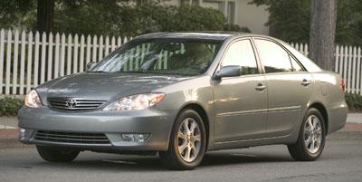2006 Toyota Camry / Solara