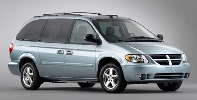 2015 Dodge Grand Caravan Sxt >> 2006 Dodge Caravan / Grand Caravan Review