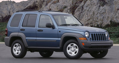 2006 Jeep Liberty Review