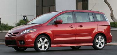 2006 Mazda 5 Review