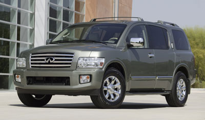 2006 Infiniti Qx56 Review