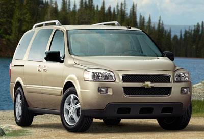 2006 Chevrolet Uplander Review