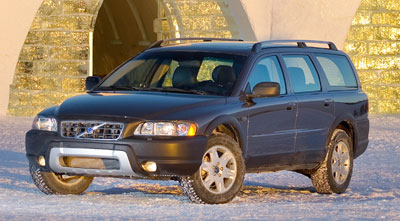2006 Volvo V70 / Cross Country Review