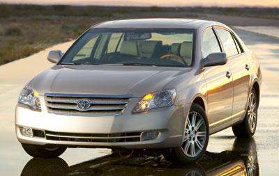 Infiniti Of Ann Arbor >> 2006 Toyota Avalon Review