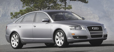 2006 audi a6 review. Black Bedroom Furniture Sets. Home Design Ideas