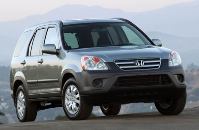 2006 Honda Cr V Review