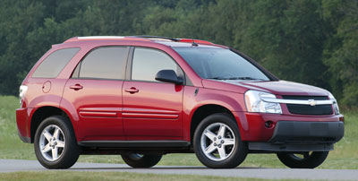 2006 Chevrolet Equinox Review