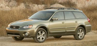 Subaru Ll Bean >> 2006 Subaru Outback Review