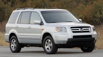 2006 Honda Pilot Review