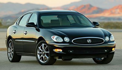 2006 buick lacrosse review. Black Bedroom Furniture Sets. Home Design Ideas