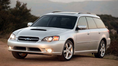 2006 Subaru Legacy Review