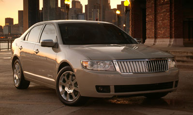 2006 Lincoln Zephyr Review