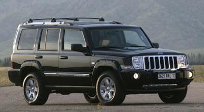 2006 Jeep Commander Review