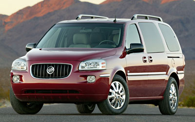 2006 buick terraza review. Black Bedroom Furniture Sets. Home Design Ideas