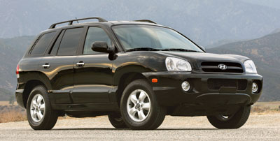 2006 Hyundai Santa Fe Review