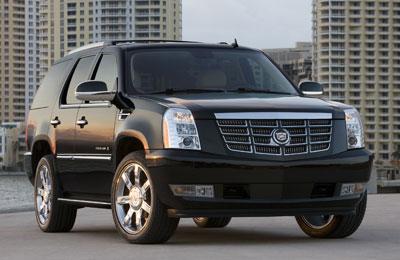 2007 Cadillac Escalade Review