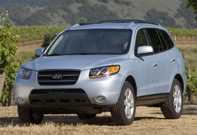 2007 Hyundai Santa Fe Review