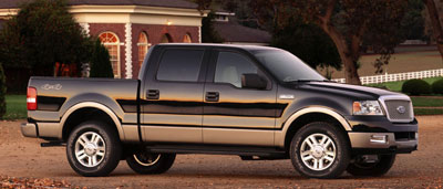 2007 ford f 150 review. Black Bedroom Furniture Sets. Home Design Ideas