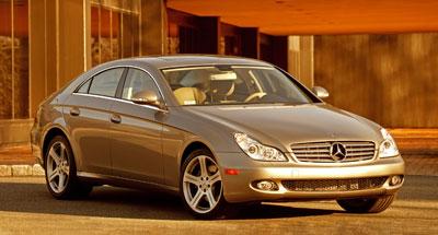 2007 Mercedes Benz Cls Class Review