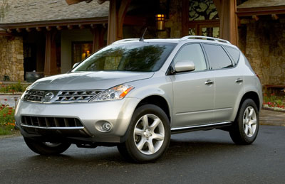 2007 Nissan Murano Review
