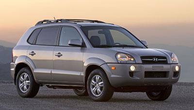 Used Cadillac Suv >> 2007 Hyundai Tucson Review