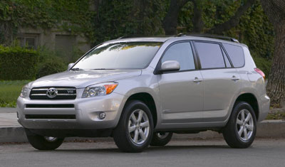 2007 Toyota RAV4 Review
