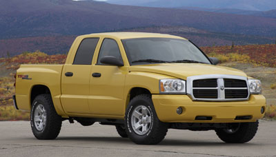2006 Dodge Dakota >> 2007 Dodge Dakota Review