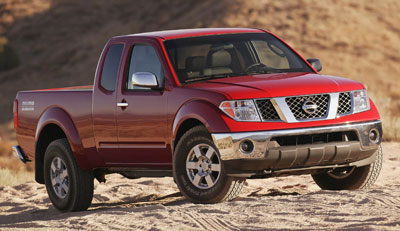 2007 nissan frontier review. Black Bedroom Furniture Sets. Home Design Ideas