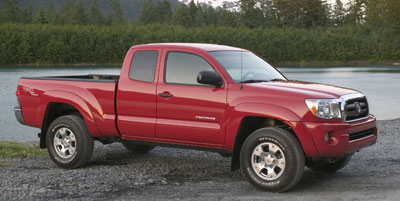 2007 Toyota Tacoma Review