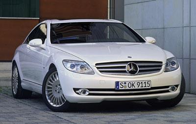 2007 Mercedes-Benz CL-Class