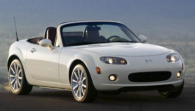 New Mazda Miata >> 2007 Mazda MX-5 Miata Review