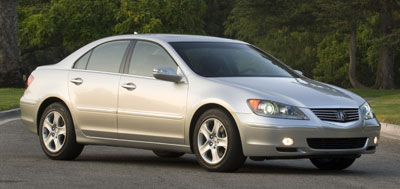 Toyota All Wheel Drive >> 2007 Acura RL Review