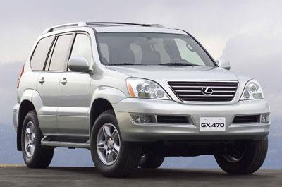 2006 Lexus Gx 470 Review