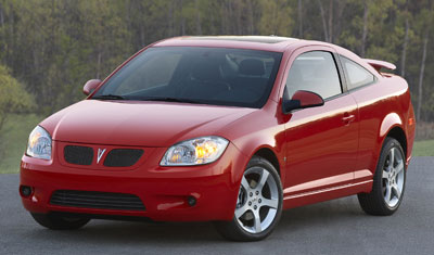 2007 Pontiac G5 Review