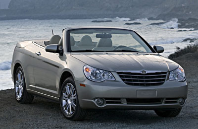 2008 Chrysler Sebring Convertible Review