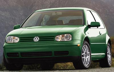 2002 Volkswagen Golf Gti Review
