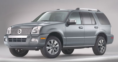 2007 Mercury Mountaineer Review