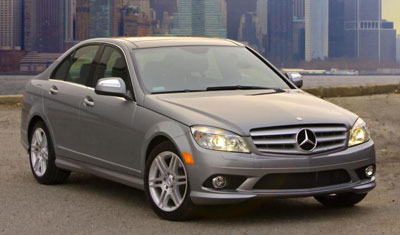 2008 mercedes benz c class review. Black Bedroom Furniture Sets. Home Design Ideas