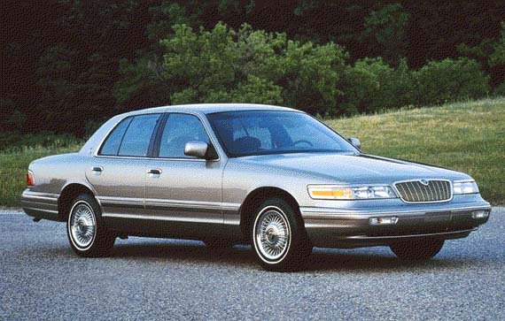 1996 mercury grand marquis review. Black Bedroom Furniture Sets. Home Design Ideas